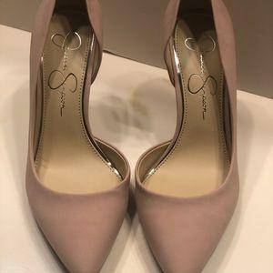 Jessica Simpson ELKI NUBICK P Shoes/heels/ pumps
